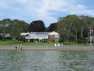 Hampton Bays apartment photo - Large Waterfront Property