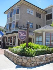 Pacific Grove cottage photo - Grab a cup of coffee/tea, a good book, and entertainment.