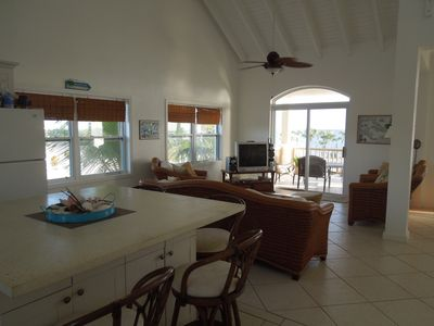 North Caicos villa rental