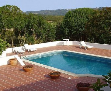 Sao Martinho do Porto bungalow rental - Swimming pool and Solarium