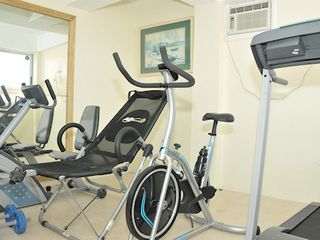 Fitness Room - Marigot Bay villa vacation rental photo