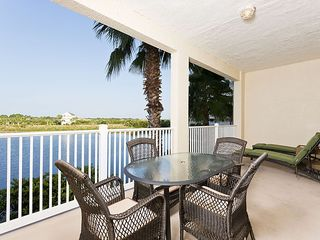Ormond Beach condo photo - Relax and enjoy our huge 300 square foot balcony