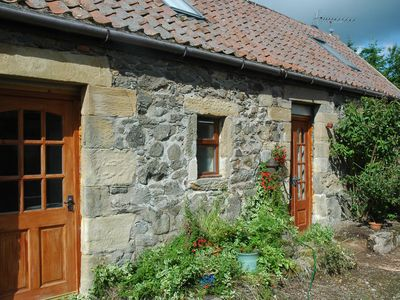 Nicely Updated Traditional Pan-Tiled Stone Cottage