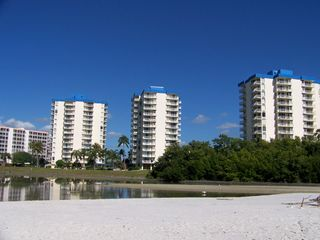 Fort Myers Beach condo photo - Estero Beach and Tennis Three Lovely Buildings