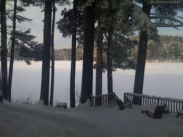 Winter on the Lake!