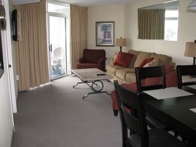 Very Deluxe Oceanfront  2BR/2BA Condo 2nd Floor South Tower   Discounted Rates!