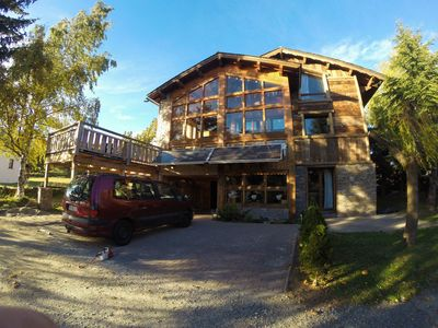 Large chalet for 12 people