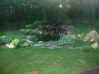 Sag Harbor house photo - Pond