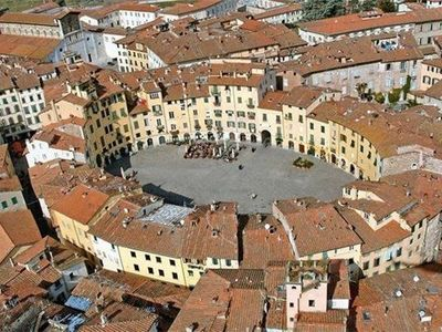 Holiday apartment for 4 Persons in Lucca