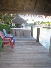 Key Colony Beach house photo - Deep water dock