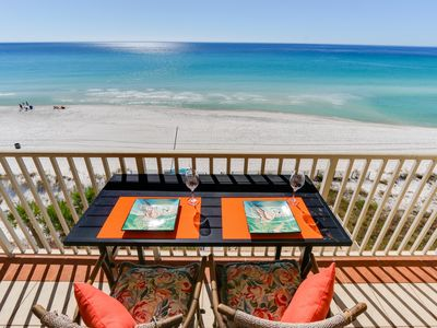 Luxury Beachfront Condo - Owner Operated - Free Wifi!! Beachfront!! 4th Floor!!