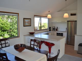 Auckland CBD townhome photo - Open plan kitchen renovated in December 2012 with new appliances.