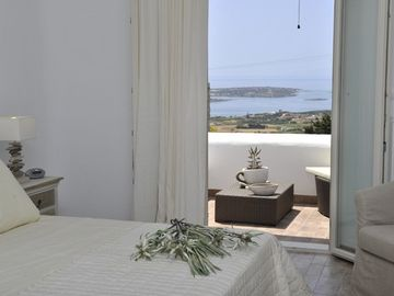 Villa 2 bedroom with unobstructed sea view