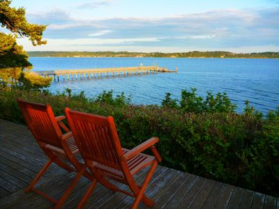 Oak Harbor house rental - Sit, relax, and take in the VIEWS!