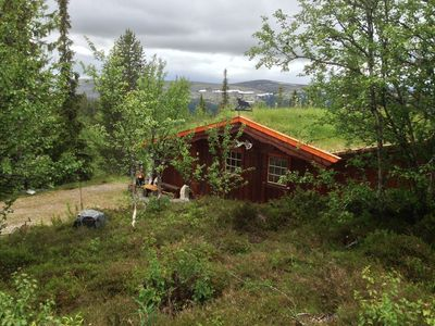 image for Dream lodge with a sauna in a quiet location and with a lot of sport facilities