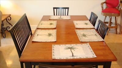 Dining Table for Six