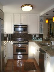 Okaloosa Island condo photo - Kitchen