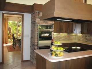 Miami house photo - Fully appointed kitchen at your service