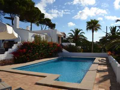 Much loved family villa walking distance to the beach