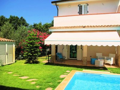 NEW! Villa 'Turchese' with Garden, and Pool.