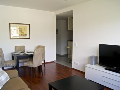 4 new/modern 2 room apt. CITY CENTER, Wifi, !!! -20% DISCOUNT July + August !!!