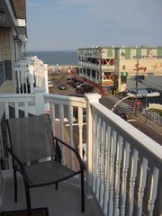 Seaside Heights condo photo - View from bedroom balcony.