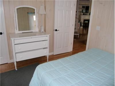 East Sandwich cottage rental - Bedroom with double bed