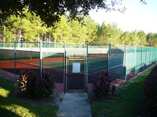 Highlands Reserve house photo - Tennis Court