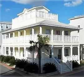 Sundancer - a delightful Family Vacation Home with balconies on all 3 floors.