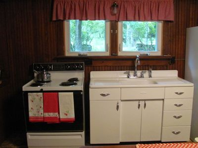 True Original Farmhouse Kitchen