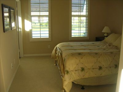 La Quinta house rental - Casita with Queen Bed