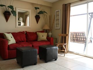 Gulf Shores condo photo - Rare Gulf Front Swing!!
