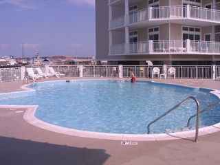 Crisfield condo photo - Harbour Light Pool