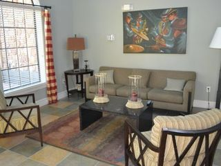 Hobbie room sitting area... - Bella Piazza condo vacation rental photo