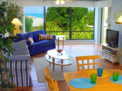 Comfortable living with views of the Mexican Gulf - See our reviews!