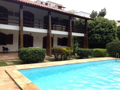 Great House Rio de Janeiro - Recreation / Bar - Lots of play area for your family