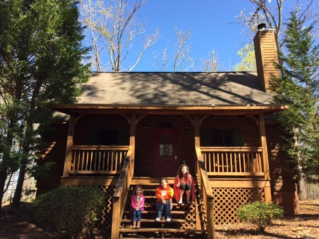Romantic Log Cabin Schofield Guest House Vrbo
