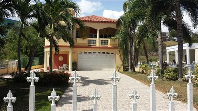 Beautiful Villa 4100sq feet.  Holiday Ready . Water electricity and clean beach