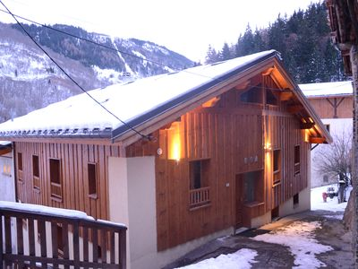 Luxury Apartment in a typical French Chalet for 13-15 people in the middle of the 3 Valleys
