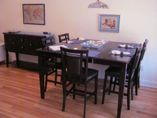 Seaside Heights condo photo - kitchen dining area