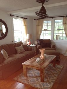 Folly Beach bungalow rental