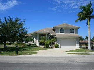 Vacation Homes in Marco Island house photo - Beautiful Two-Story Waterfront Home