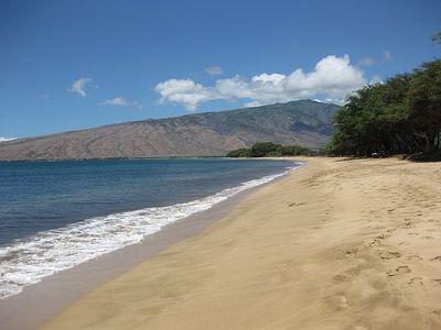 Sugar Beach Resort is located on the longest stretch of sandy beach on Maui