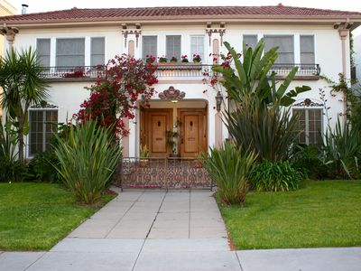 Located in the heart of Los Feliz Village, near Hollywood/Griffith Prk