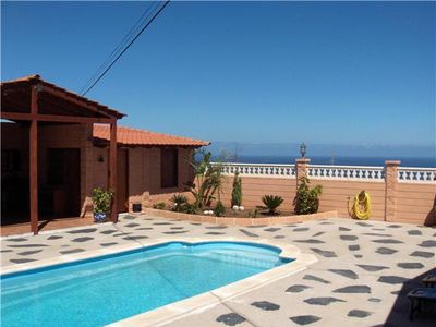 Holiday Home for 4 persons, with swimming pool, in Arafo