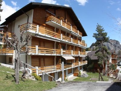 nice apartment of 3.5 rooms in Ovronnaz