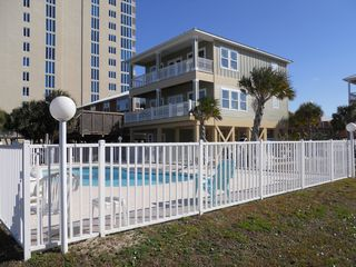 Gulf Shores property rental photo - pool next to my other house