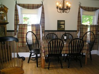 Pittsburg house photo - Large dining room with extra chairs available