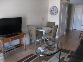 Old Orchard Beach condo photo - Living Room/Dining Area
