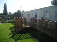 Water Front Two Bedroomed Caravan Sleeps 6
